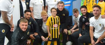Join us as a Boston United Mascot