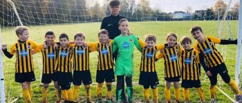 BUFC U8 Blacks - Boston to Wembley Challenge