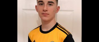 U15 Pilgrims player signs for Lincoln City