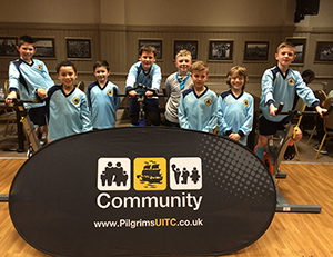 United in the Community, Centre of Excellence and BUCFC Bikeathon