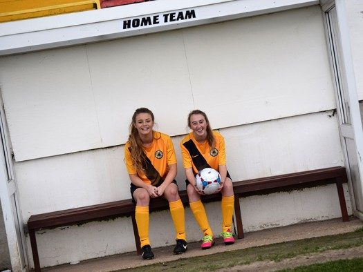 Boston United Sports College ladies football