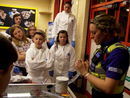 CSI Workshop - Pilgrims Goalz