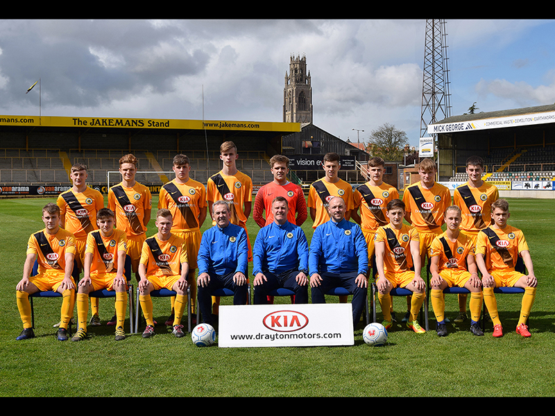 Boston United youth team