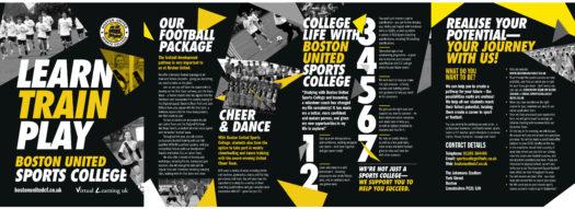 Boston United Sports College