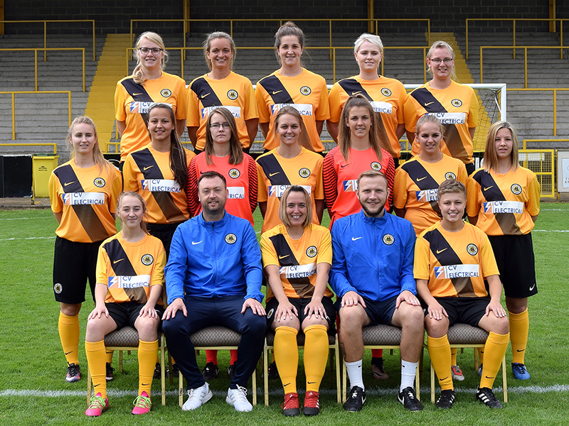 Boston United ladies football club