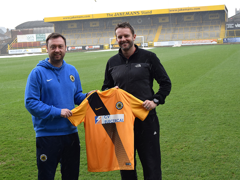 Lee Mitchell - Boston United Girls RTC Technical Director
