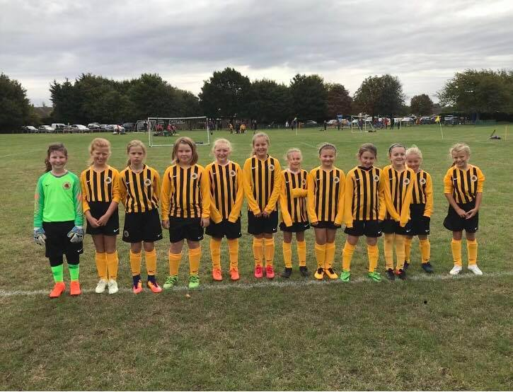 Boston United - volunteer U10 Girls head coach - football