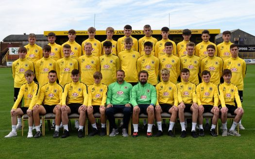Boston United Youth Squads