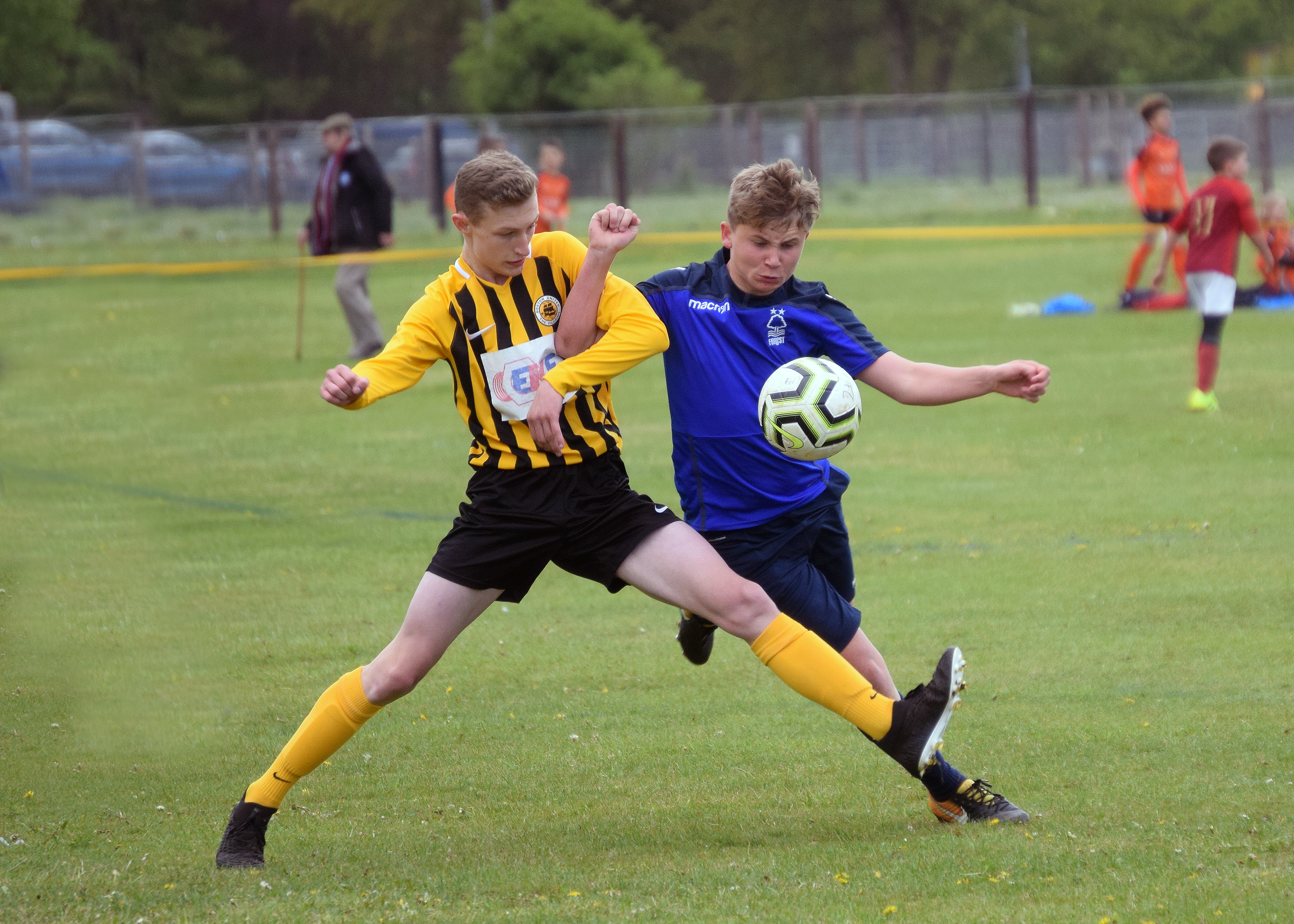 Boston United Pilgrim Cup - elite and academy football tournament