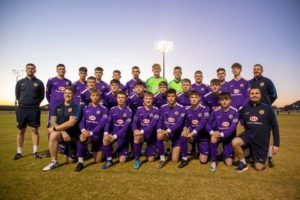Boston United Under 19 youth squad